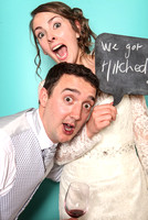Steph and Paul Photobooth